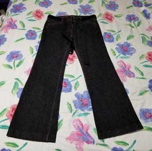 WHITE HOUSE BLACK MARKET TROUSER LEG